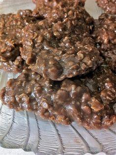 Chocolate Oatmeal Peanut Butter Cookies (No Bake)   Divas Can Cook