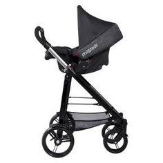 phil&teds Smart Compact Stroller - Black
