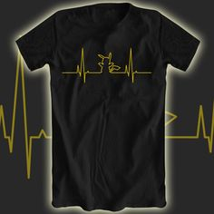 New tee Electropika now on sale at Aplentee.com