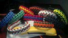 Corba bracelets