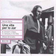 Glinka / Christoff - Una Vita Per Lo Zar: Christoff