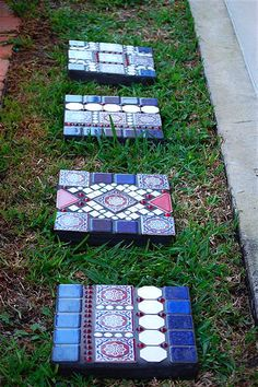 2nd Mosaic Exchange/Laurie's Stepping Stones | Flickr - Photo Sharing!