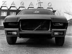 Volvo GTZ 3000 Concept (Zagato) (1970)