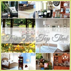 Cottage of the Week Home Tour Starring Top This Top That