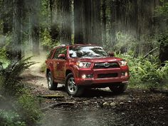 2012 Toyota 4Runner. This is what I plan to get whenever my 98 4runner kicks the bucket!