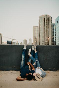 Cute Couple Poses, Cute Couple Pictures, Cute Couples Goals, Couple Posing, Couple Shoot, Couple Pics, Rooftop Photoshoot, Mens Photoshoot Poses, Photoshoot Ideas