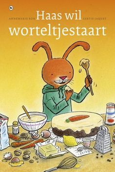 Haas wil worteltjestaart In Kindergarten, Kids Toys, Snoopy, Fruit, Comics, School, Pictures, Products, Photos