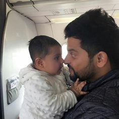 Cuteness Overloded! Suresh Raina's baby girl Gracia tries to imitate her father
