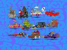 wacky racers | Labels: Wacky Races