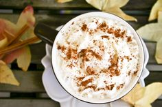 Homemade Pumpkin Spice Lattes by bakergirl #Latte #Pumpkin_Spice #bakergirl