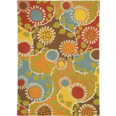 cool Rise and Shine Rug