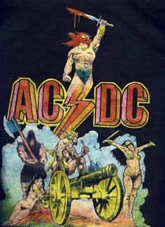 ACDC #vintage
