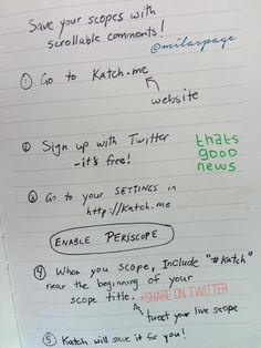 How to save periscope with comments - Cheat Sheet by Cheat Sheets, Twitter, Studying, Cheating, Highlights, Bullet Journal, Math, Math Resources, Luminizer