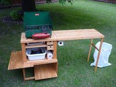 >> Chuck Box (Camp Kitchen)