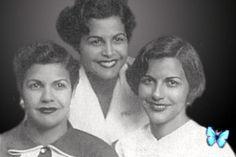 """Hermanas Mirabal """"Las Mariposas"""" -The Butterfly Sisters"""""""