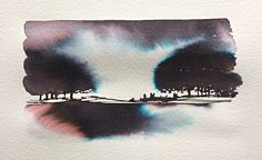 Experimenting with fountain pen ink to further it's creative potential for use within the visual arts. Ink Pen Art, Bleach Art, Fountain Pen Ink, Creative, Painting, Painting Art, Paintings, Painted Canvas, Drawings
