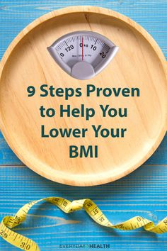 Learn the best ways to lower your #BMI that are backed by science.