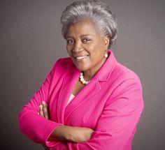 Liberal Progress's photo. Donna Brazile