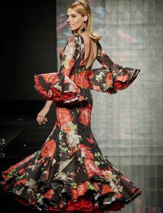 Resultado de imagen de lina moda flamenca 2016