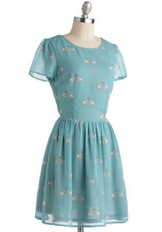 To Have and To Herd Dress, #ModCloth