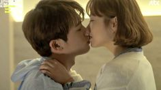 Strong Woman Do Bong Soon Kiss Scenes | Park Hyung Sik & Park Bo Young