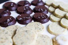 ... vanilla sugar) - White chocolate cocoa nib - Sesame - Chocolate-mint