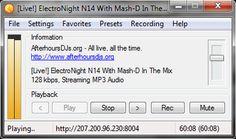 Screenshot of Screamer Radio v0.4.4