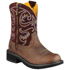 Just got this boots and love them - Ariat Women's Fatbaby ...