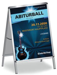Kostenlose Abiturball Plakate von onlineprintXXL. #abiturball #poster #plakate #design #illustration #posterdesign #plakatdesign #onlineprintxxl