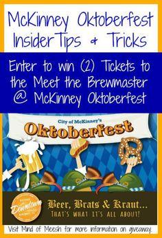 oktoberfest giveaways ideas