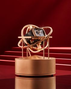 Swiss Watch Winder of excellence. Double-Axis movment. #bernardfavre #BF #BFwatchwinder #watchwinder #swisswatchwinder #swisswinder #swisswatch #watches #montres #uhren #orologi #timepiece #timepieces #gold #planet #lux #luxe #luxury #grandcomplication #fullgold #highqualitywatches #chronograph #chronographe #unique #original #excellence #uniquewatches #lifestyle #design #watchmaking #watchmaker #handmade #mechanicalart #swissmadewatch #swissmade #bespokewatches #horologicalmachines…