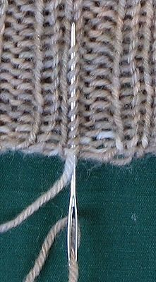 knitting etc .: knitting technical: sew threads together knitting etc .: knitting technical: sew threads together Beginner Knitting Patterns, Knitting Blogs, Knitting For Beginners, Knitting Socks, Knitting Stitches, Knitting Needles, Knitting Projects, Crochet Patterns, Sewing Projects