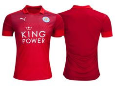 Leicester City 2016-17 Road Short Shirt