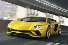 Lamborghini Aventador S: Neuer Supersportler kommt mit 740 PS
