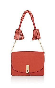 Ghianda Flap-Front Shoulder Bag