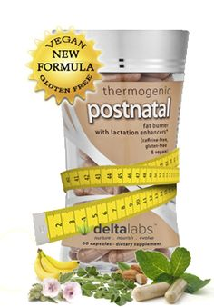 Postnatal - vitamins for losing the weight and producing breast milk.