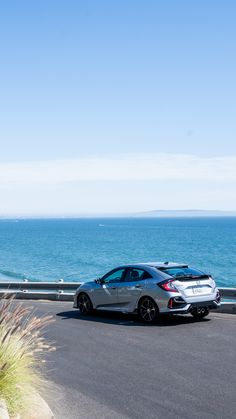 With a spacious interior, a turbocharged engine and a sporty design, the 2020 Civic Hatchback sets the standard for hatchback cars. Civic Jdm, Honda Civic Sport, Honda Accord Sport, Honda Civic Coupe, Honda Civic Hatchback, Hatchback Cars, Honda S2000, Soichiro Honda, Nissan 350z