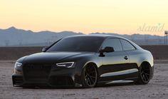 DISTILD: The KEG Media Audi A5 Wows SEMA Crowds - Slam'd Mag