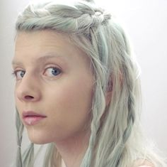 """AURORA (@auroramusic) no Instagram: """"""""I put my tears in bottles... In case if I need them later...""""  Kolsch released a song last…"""""""