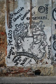 street art Cartagena de Indias