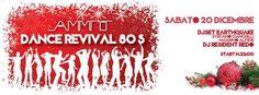 Sabato 20 Dicembre – Dance revival 80's serata dance revival anni 80, prenotazione obbligatoria!