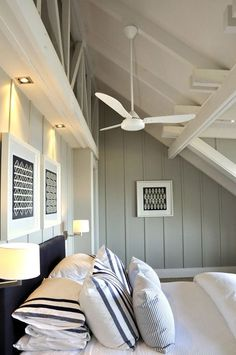 Beach House Bedroom - Sumich Chaplin