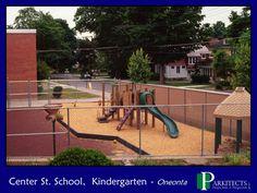 Center Street Elementary in Oneonta, NY