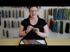 How to Herringbone Stitch with Superduos: Part 1- Intro to Pathways ~ Seed Bead Tutorials