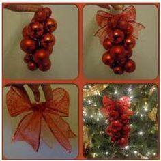 cómo hacer adornos para la navidad, adornos navideños bonitos, adornos de navidad faciles de hacer, adornos navideños faciles, como hacer ad...
