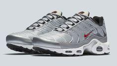 """Nike Air Max Plus """"Silver Bullet""""  Got emmmmmm yesterday"""