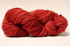 Yarn Single Ply sp Bulky Hand dyed Merino by 1AZColorworks on Etsy, $15.80