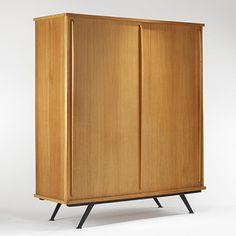 Jean Prouve, attribution / armoire < Modern Design