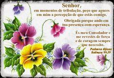 Promessas para hoje: Consolo  do Espírito-Salmos 94.19