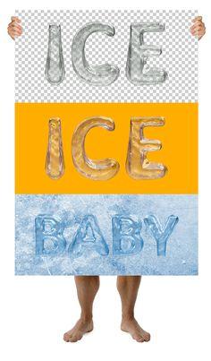 's frosty  — Ice Water Melt font by @Handmadefont  via @ArmandoRoqueCcs